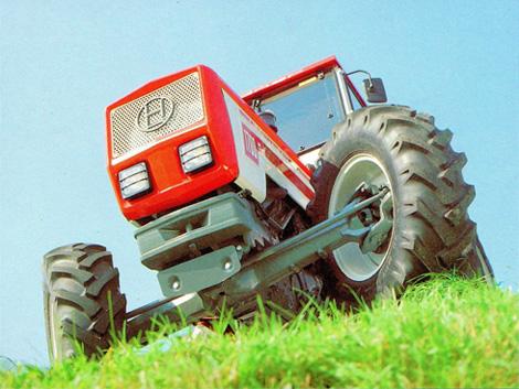 ELBE农业机械案例展示之一